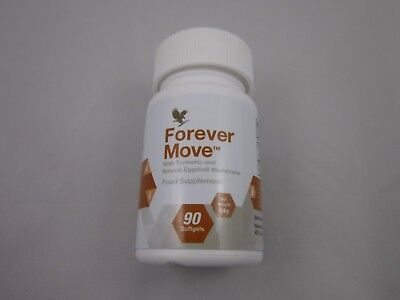 Forever Living MOVE Food Supplement w Turmeric for Joints 90 Softgels CLEARANCE