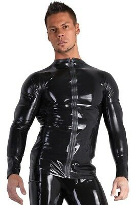 Latex Herren Shirt 2XL