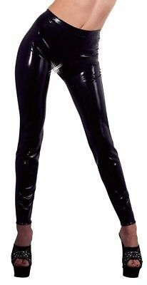 Latex Leggings ouvert 2XL