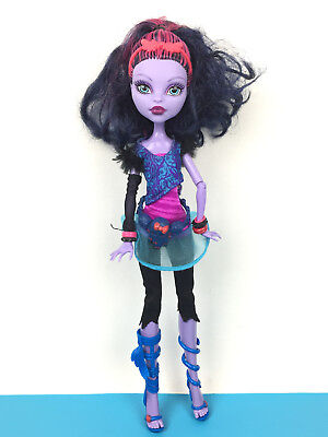 Monster High Doll Jane Boolittle Secret Creepers / Poupée