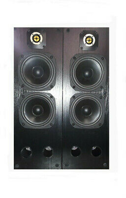 Audio For Video Imported From Abroad Pair Of Fostex Pm0.4 Active Monitor Speakers Excellent Quality