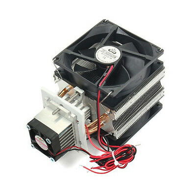 Semiconductor Refrigeration Thermoelectric Peltier Air Single Cooling Device FZ