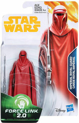 Star Wars Force Link 2.0 Imperial Royal Guard 3 3/4 Inch Action Figure MIB