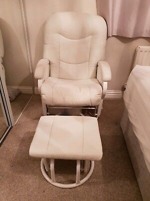 Nursing Maternity Chair & Stool
