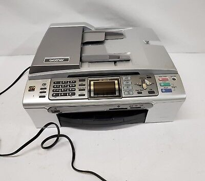 BROTHER Facsimile Transreceiver MFC-665CW Fax, Scan, Copy & Photo Capture As Is