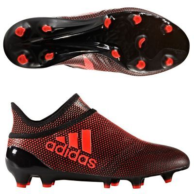 ef871ac40 adidas Kids X 17+ Purespeed FG Football Boots Junior Firm Ground New Soccer  Shoe