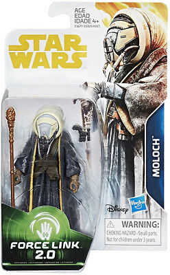 Star Wars Force Link 2.0 Moloch 3 3/4 Inch Action Figure