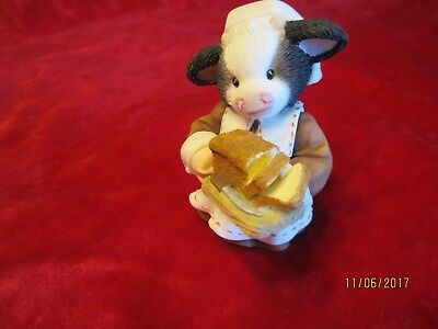 "Mary's Moo Moos Collectable ""For-heifer Blessed""  #372560"