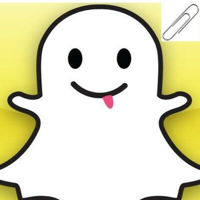Snapchat Friends Real High Quality Engaging + Paper Clip ( Limited Time Offer )