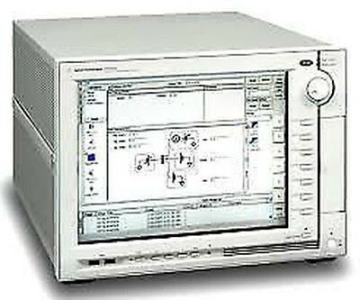 Keysight (Agilent) B1500A Semiconductor Analizador (With B1517a X4)