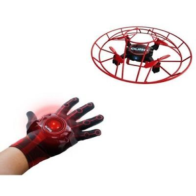 Drone Gesture Botics Glove Operated 360 Degree Flips Telekinetic Power by Aura