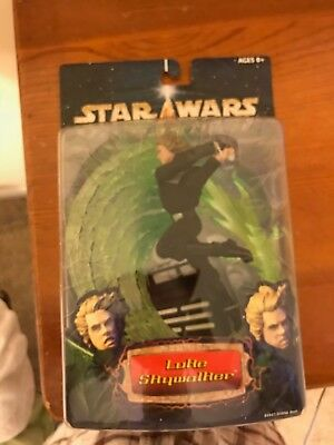 Hasbro Star Wars Unleashed Luke Skywalker 2002