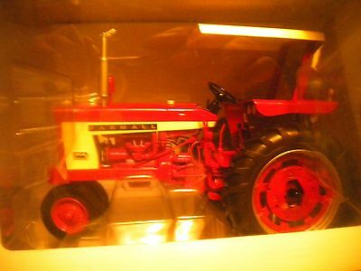 International Harvester 504 Gas NF tractor with canopy
