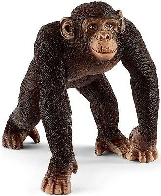 Schleich Chimpanzee Male - NEW with TAG