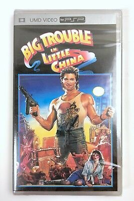BIG TROUBLE IN LITTLE CHINA Sony UMD Movie for PSP *BRAND NEW*