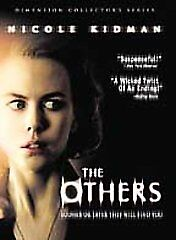 The Others (Two-Disc Collector's Edition), Excellent DVD, Elaine Cassidy, Christ
