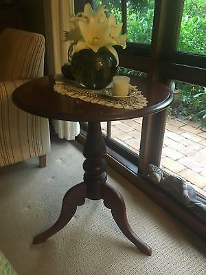 19th Century Colonial Aust Cedar Wine Table *IMMACULATE CONDITION*