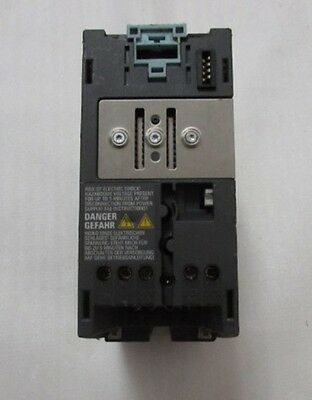 1PC Used Siemens G120 inverter 6SL3224-0BE17-5UA0 0.75KW #OH19