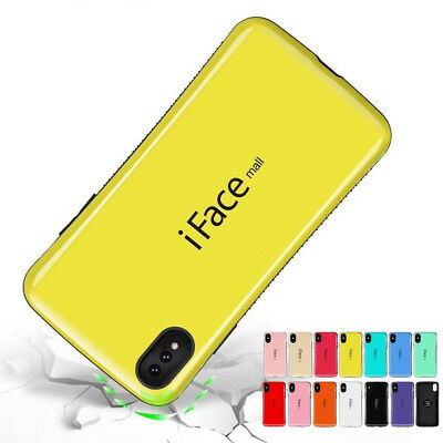 For Apple iPhone 6S Plus 7 8 X XR XS Max iFace Mall Shockproof TPU Case Cover