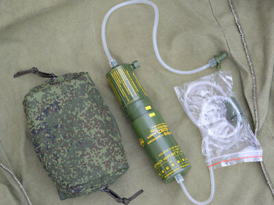 Ratnik Wasserfilter IF-10 6E1 Water filter NF-10 Russian Army