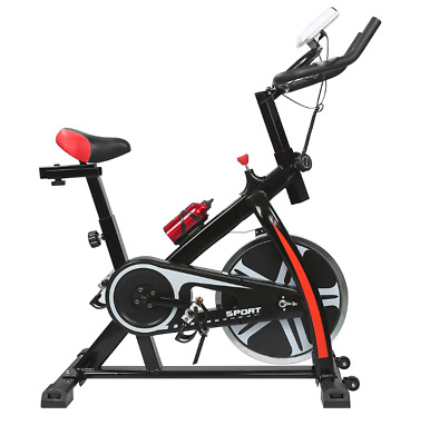 Bicicleta Spinning Fitness gran calidad deportiva 3 colores