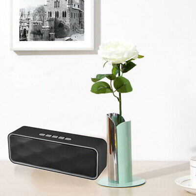 Wireless Bluetooth Speaker High Bass Portable Outdoor Stereo Loudspeaker AUX