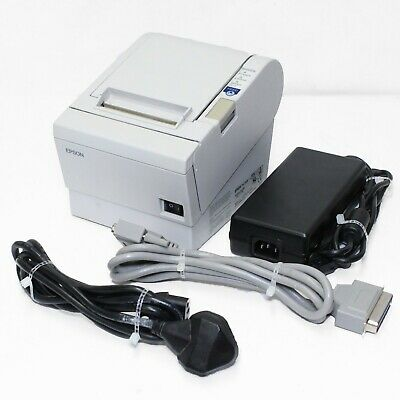 Receipt Printer, Epson TM-88 MKII, Thermal Receipt Printer EPOS