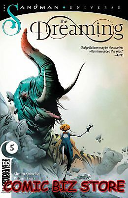Dreaming #5 (2019) 1St Printing Bagged & Boarded Dc Universe