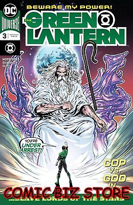 Green Lantern #3 (2019) 1St Print Sharp Main Cover Bagged & Boarded Dc Universe