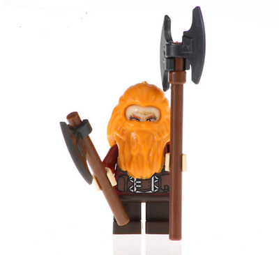 Mini Figurine NEW Fits The Lord Of theRings / THORIN III
