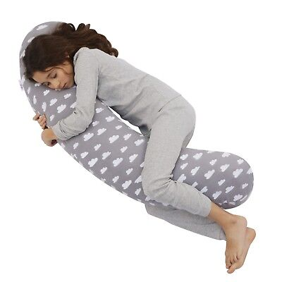 Kids Body Pillow Comforter - Best for Supporting Sleep in Small Children
