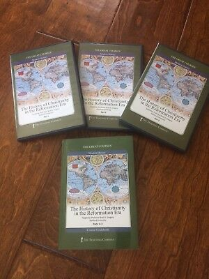 The History of Christianity in Reformation Era -Great Courses #690 DVD 18 Hours