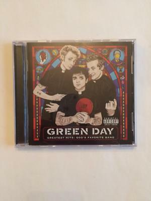 Green Day - Greatest Hits: God's Favorite Band CD (Like New)