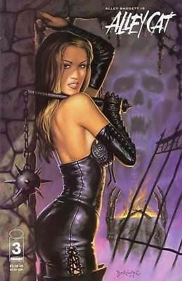 ALLEY CAT #3 Variant Cover by Dorian Cleavenger IMAGE Alley Baggett