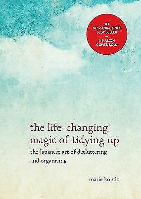 The Life Changing Magic of Tidying up by Marie Kondo (EB00K,PDF)