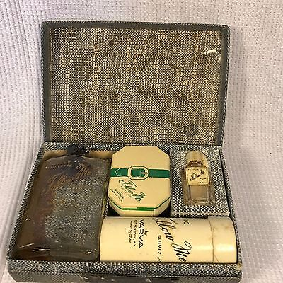 Vintage Follow Me TRAVEL / Sample Set  By VARVA complete with suitcase