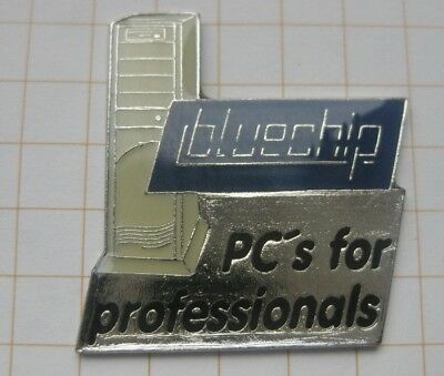 BLUECHIP / PC´S FOR PROFESSIONALS .................Computer Pin (102b)