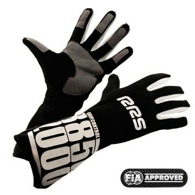 RRS Grip Control FIA Approved gloves rally race nomex