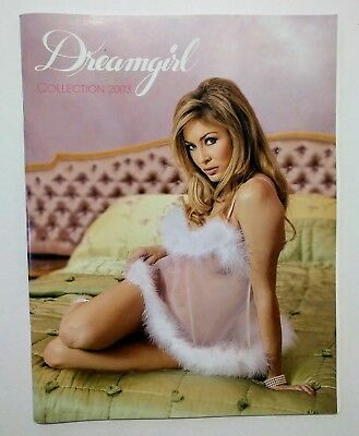 Dreamgirl Collection 2003 Lingerie Catalog - 51 pages