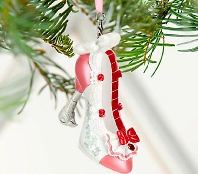 Disney Mary Poppins Runway Shoe Christmas Ornament New w/ Tags