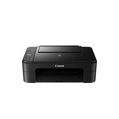 Canon TS3150 PIXMA All-in-One Inkjet Printer with Full set of inks, Black