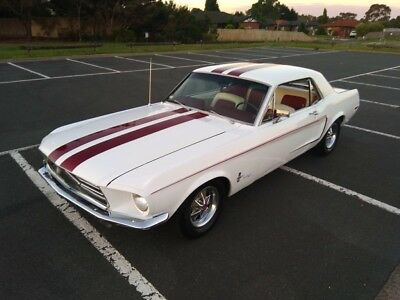 1968 Ford Mustang coupe v8