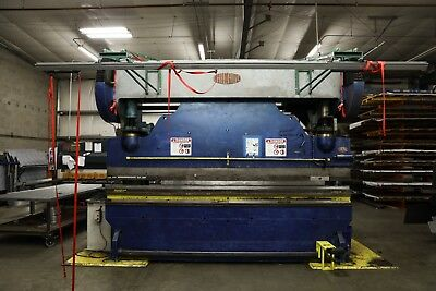 Dreis & Krump Press Brake Chicago 4510-D