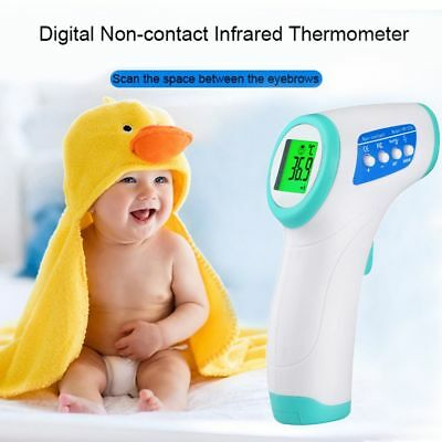 Forehead Temperature Meter Heating Measuring Healthy Care Digital Thermometer
