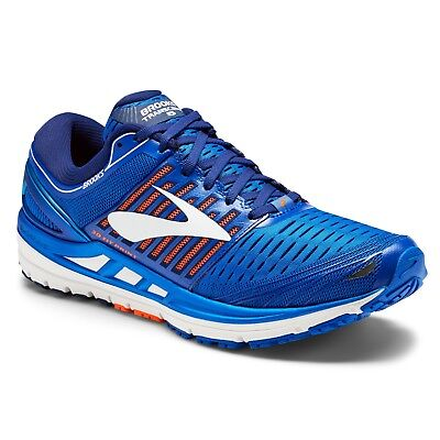 BROOKS TRANSCEND 5 Scarpe Running Uomo Support Cushion BLUE 110276 1D 463 a74b9e580c0
