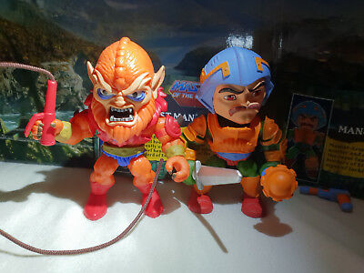 Masters of the Universe Loyal Subjects, 2 Figuren: Man at Arms und Beast Man