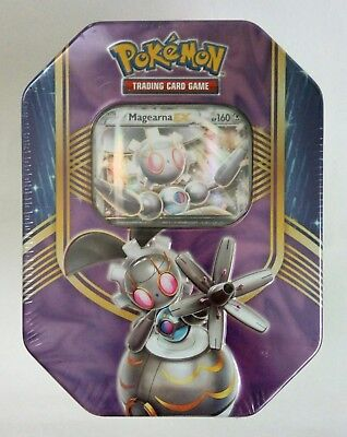 Pokémon Tin Box  Magearna-EX kp160 Pokemon Deutsch NEU OVP