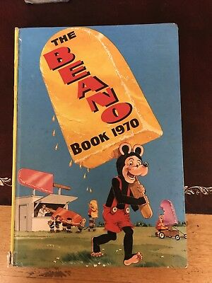 Beano Annual 1970 In Good Condition