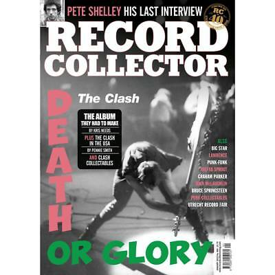 Record Collector - Issue 488 - January 2019 - The Clash, Pete Shelley, Big Star
