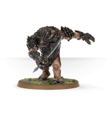 Metal Mordor Troll Chieftain Games Workshop Lord of the Rings (New)